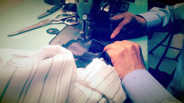 hand alterations & in-house tailoring